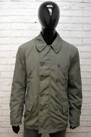 Giacca Uomo Marina Militare Taglia XL Giubbotto Giubbino Parka Cappotto Jacket