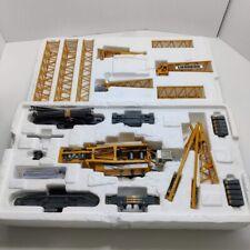 LR-1280  Liebherr Crawler Crane  1/50  Conrad # 2734  Excellent condition!