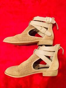 Walkright Girls Rose Gold Bow Sandal Sizes 6,7,8,9,10,11,12,13,1,2