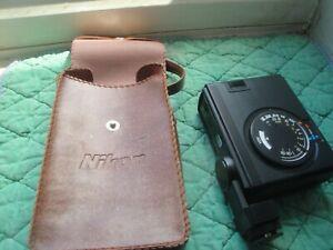 Nikon SB-10 Speedlight flashgun. Nikon SLR. EXC++ condition. +case