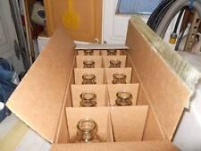 10 NEW AMSCO 1000ML GLASS GRADUATED REAGENT BOTTLE LAB Borosilicate 1L NC608