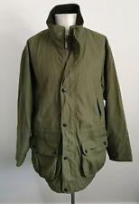 Mens Barbour Berwick Endurance Green Shooting Waterproof Jacket - Size Large