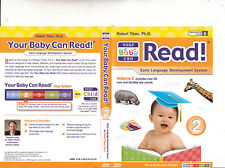 Your Baby Can Read-2009- Volume 2-Early Language System-Baby YBCR-DVD