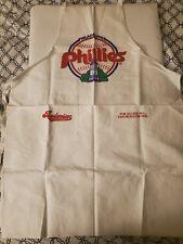 Vintage Philadelphia Phillies Budwesier Apron Brand New