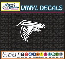 NFL Atlanta Falcons Super Bowl football window vinyl sticker decal