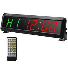 3 m ROND 1 M reste//Gym AMPRO 4 M professionnelle Boxe Horloge Murale