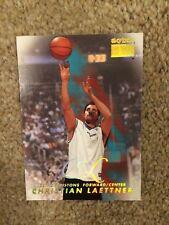 + CHRISTIAN LAETTNER 1999 SKYBOX PREM. BASKETBALL CARD #174 - DETROIT PISTONS +