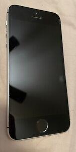 Apple iPhone SE - 128GB - Space Gray (Unlocked) A1662 (CDMA + GSM)