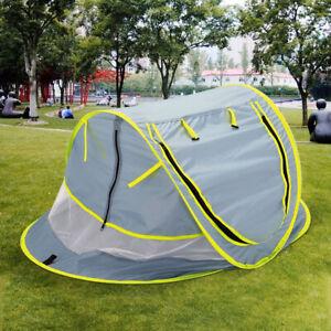 Wurfzelt Pop-up Baby Zelt Automatikzelt Camping Strand Sonnenschutz Trekkingzelt