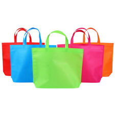 Non-woven Fabric Shopping Bags Reusable Pouch Tote Handbag Storage Grocery