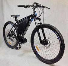 High Performance Electric Bike eBike Bicycle 48v750w Mid Drive 20ah Lithium Ion