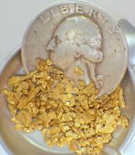 GOLD NUGGETS 6+ GRAMS Alaska Natural #16 Screen Jewelers Grade High Purity
