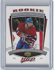 2006-07 GUILLAUME LATENDRESSE UPPER DECK MVP ROOKIE CARD #300