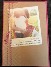 HALLMARK HAPPY MOTHER'S DAY GREETING CARD WIFE