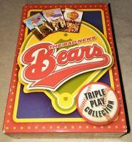 Bad News Bears Triple Play Collection 3 DVD set