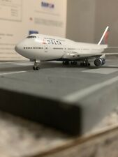 Herpa 1:500 scale diecast model Delta Airlines B747-4 Commercial Airliner N661US