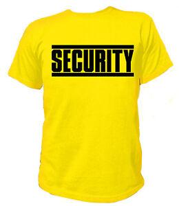 T-Shirt - + SECURITY + Sicherheit Sicherheitsdienst Crew Braut Bräutigam JGA