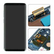 For Samsung Galaxy S9 SM-G960U G960F LCD Display Touch Digitizer + Black Frame