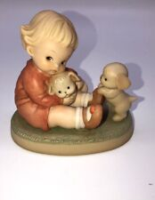 Memories of Yesterday - Lucie Attwell Figurine by Enesco I Love My Friends