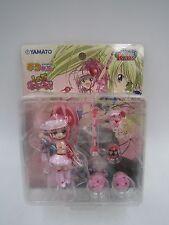 Anime Shugo Chara Amulete Heart & Ran Decorachu Dress-Up Figure Yamato Japan
