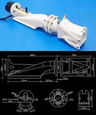 JET Drive D20mm +Brushless Motor +Bearing Shaft Seal+UJ (High Speed Thrust 340g)
