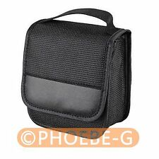 Filter Wallet Case Bag for CPL UV ND Star Filters Cokin P series 140mm 4 slots