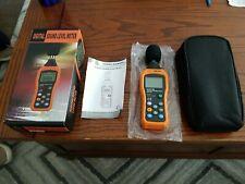 Proffesional Portable Digital Protmex Decibel Meter Sound Level Reader Ms6708