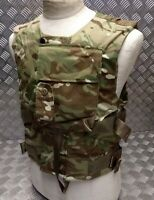 Genuine British Forces MTP Body Armour Vest CBA Combat Body Armour Cover - NEW