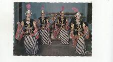 BF26939 jawa tengah beksan srimpi yogyakarta java indonesia   front/back image
