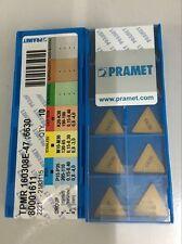 PRAMET USER TOOLS TPMR160308E-47 6630 10pcs