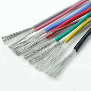 UL3239 3KV Silicone Wire Flexible Soft Cable 14/16/18/20/22/24/26/28/30AWG