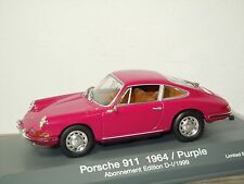 Porsche 911 Coupe 1964 - Minichamps 1:43 in Box *30328