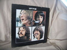 THE BEATLES-LP-LET IT BE-1977-REISSUE-ITALY