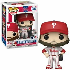 Bryce Harper MLB #34 Philadelphia Phillies FUNKO POP! New In Box