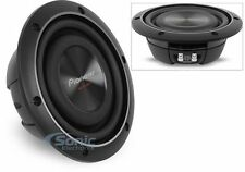 "NEW! PIONEER 600W 8"" Dual 2 Ohm Shallow Mount Car Subwoofer 