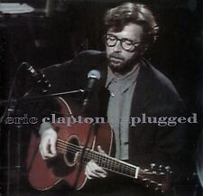 ERIC CLAPTON : UNPLUGGED / CD - TOP-ZUSTAND