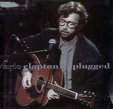 ERIC CLAPTON : UNPLUGGED / CD