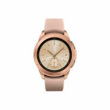Samsung Galaxy Watch 42mm Caja Oro Rosa Correa Oro Rosa Reloj Inteligente Unisex (SM-R810NZDATGY)