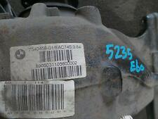 BMW 5 SERIES DIFFERENTIAL CENTRE E60, 6CYL PETROL, 10/03-04/10 03 04 05 06 07 08