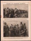 WWI Poilus Bataille d'Artois /Tranchées Boulangeries Militaire 1915 ILLUSTRATION
