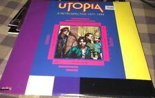 UTOPIA A RETROSPECTIVE 1977-1984 Todd Rundgren SEALED BRAND NEW Laser Disc...