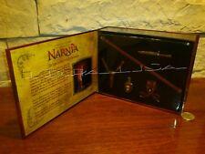 CRONICAS DE NARNIA - LUCY - CHRISTMAS GIFT - MASTER REPLICAS - OFICIAL - 2005