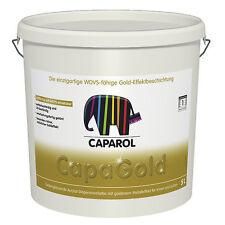 Caparol Capadecor CapaGold 1,25 L -Acrylat-Dispersionsfarbe mit goldenem Effekt-