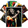 Postcards Pack [24 cards] Bob Marley Blues Music Vintage Photos Posters CC1272