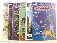XENOS ARROW Book 2 # 1,2,3,4,5,6 of 6 komplett ( Radio Comix, englisch )
