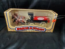 ERTL Die-cast Horse & Wagon Coin Bank True Value Hardware Stores #7624 NIB
