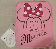 DISNEY MINNIE MOUSE Universal Tablet Cover Case - Pink - NEW NWT