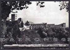 TREVISO VITTORIO VENETO 20 CASTELLO Cartolina FOTOGRAFICA viaggiata 1961