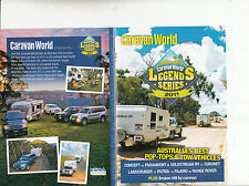 Caravan World legends Series-2011-Pop-Tops and Tow Vehicles-Caravan-DVD