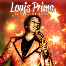 CD Louis Prima Greatest Hits  2CDs
